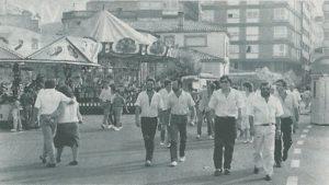 1991 Riveira festas de verán